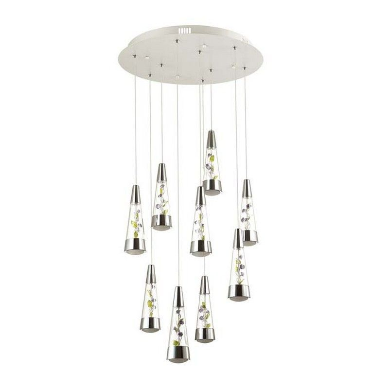 Люстра каскад ODEON LIGHT FIMIA 4037/45L