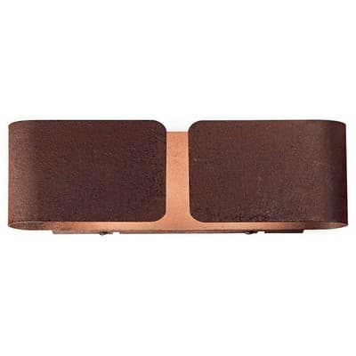 Бра IDEAL LUX CLIP CLIP AP2 SMALL CORTEN