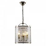 Подвес ARTE LAMP Bruno A8286SP-3AB