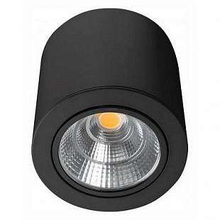 Спот ARLIGHT SP-FOCUS-R140-30W WARM3000 (BK, 24 DEG, 230V) 029538